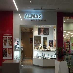Almas Gold Centre Jewellers at Kilburn at Australia