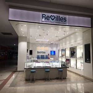 Bevilles Jewellers at Victoria in Australia