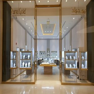 Pure Gold Jewellers at UAE in Dubai