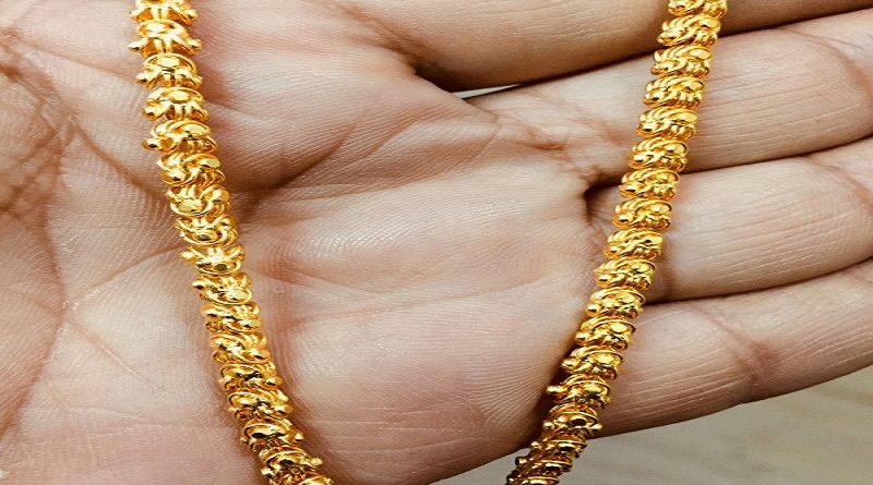 Today Gold Rate In Chennai 4th July 2019